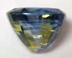 Native cut deep sapphire (image from Mineral Miners)